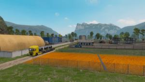 Vanessa Pashmina Map 4.1 for Euro Truck Simulator 2