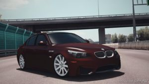 BMW 5 Series E60 [1.36.X] for Euro Truck Simulator 2