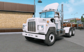 Mack R600 for Euro Truck Simulator 2