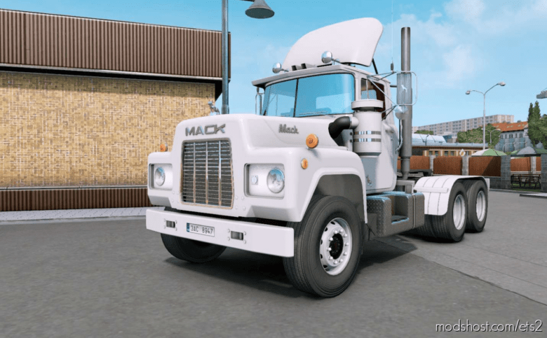Mack R600 for Euro Truck Simulator 2
