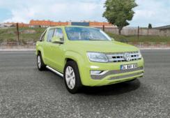 Volkswagen Amarok Double CAB V2.0 for Euro Truck Simulator 2