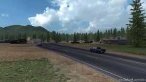 Montana Expansion V0.2.6 Map for American Truck Simulator