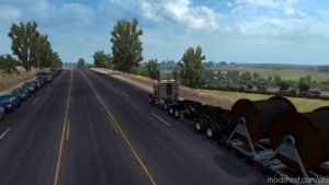 Montana Expansion V0.2.5 Map for American Truck Simulator