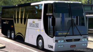 Mercedes Benz O-400Rsd Busscar Vissta Buss [1.36.X] for Euro Truck Simulator 2