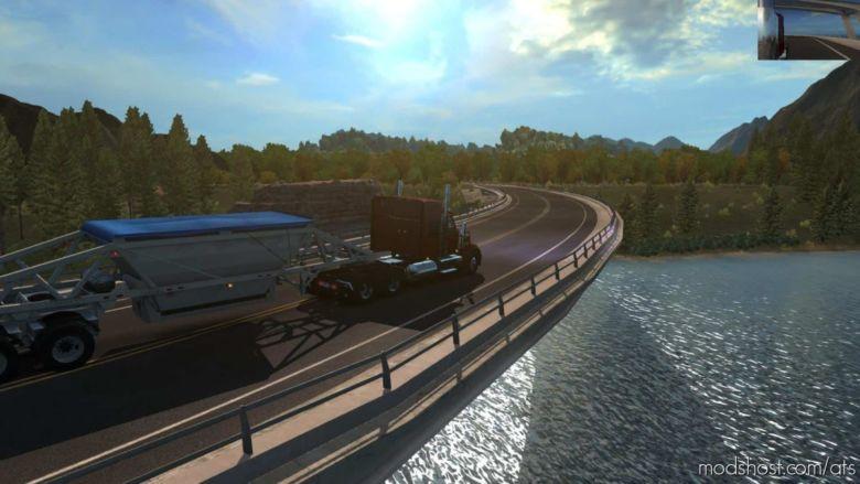 Great America V1.3.5 [1.37] Map for American Truck Simulator