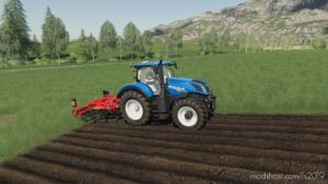 Cultivator Height Control for Farming Simulator 2019