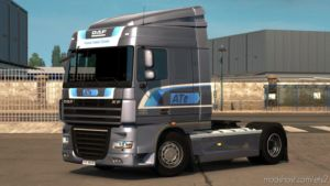 DAF XF 105 Engine Sound Pack (Euro4, Euro5, USA Paccar) V2.0 [1.36.X] for Euro Truck Simulator 2