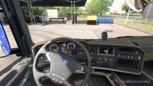 Scania 2009 Interior for Euro Truck Simulator 2