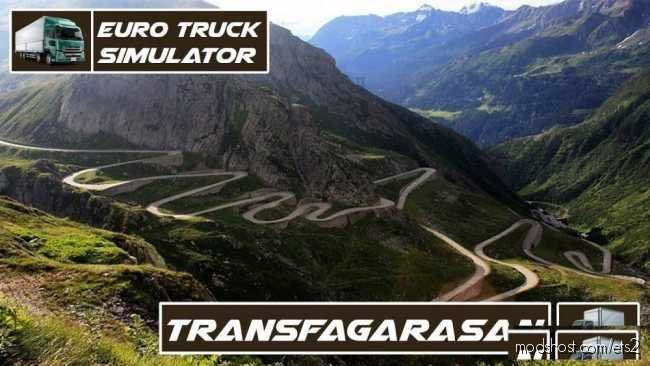 Transfagarasan Map By Traian for Euro Truck Simulator 2