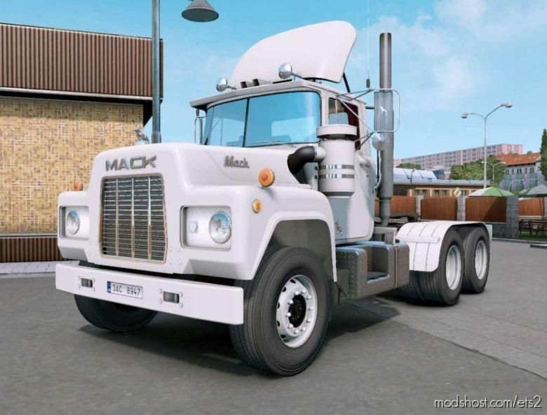Mack R600 [1.36.X] for Euro Truck Simulator 2