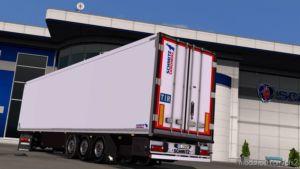 Schmitz SKO Clean [1.36] for Euro Truck Simulator 2