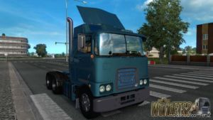 Mack F700 [1.36.X] for Euro Truck Simulator 2
