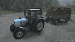MTZ-82 Tractor V30.03.20 for MudRunner