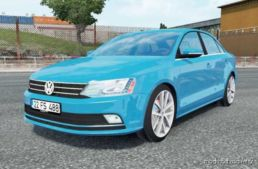 Volkswagen Jetta (TYP 1B) 2015 [1.36.X] for Euro Truck Simulator 2