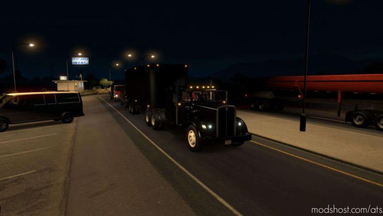 Kenworth 521 Truck [1.37] for American Truck Simulator