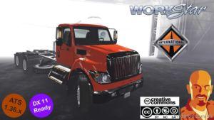 International Workstar Reworked [1.36.X] for American Truck Simulator