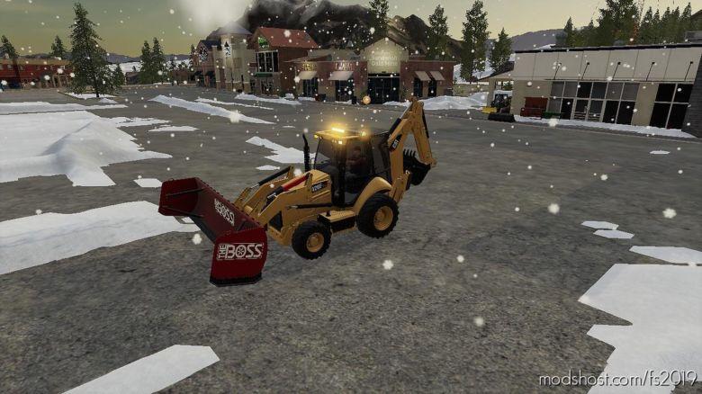 WMF Modding Snow Plow Pack for Farming Simulator 2019