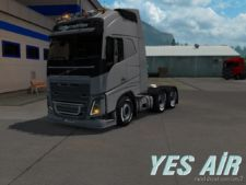 AİR Süspansi̇yon for Euro Truck Simulator 2