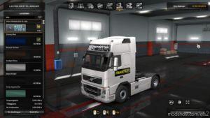 Volvo Globetrotter XL By Ivebojen for Euro Truck Simulator 2