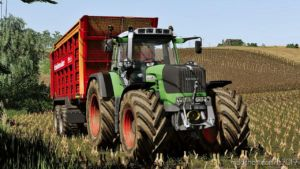 Fendt 900 Vario TMS Serie for Farming Simulator 19
