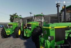 John Deere OLD Pack for Farming Simulator 19