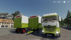 Platformer Pack Claas Edition for Farming Simulator 19