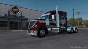 International Lonestar Upgrades [1.37] for American Truck Simulator