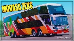 Modasa Zeus 4 Pack (Scania/Man) [1.36.X] for Euro Truck Simulator 2