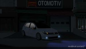 Volkswagen Golf 6 [1.36.X] for Euro Truck Simulator 2