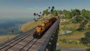 Train Stop Mod for Farming Simulator 19