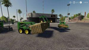 John Deere 90 Skidsteer (NO Roll-Cage) for Farming Simulator 19
