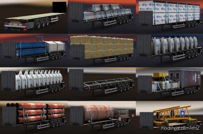 Pack Plateau Savc V1.0.0.0 for Euro Truck Simulator 2