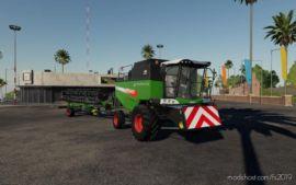 Agco Drescher SET + Patriot SWW V1.0.2.0 for Farming Simulator 19