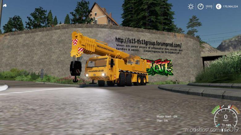 Liebherr Christophe Levage V1.5 for Farming Simulator 19