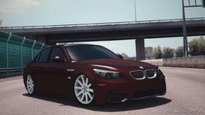 BMW 5 Series E60 [1.36.X] for American Truck Simulator
