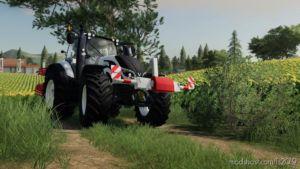 TOW BAR Holder And Towbar for Farming Simulator 19
