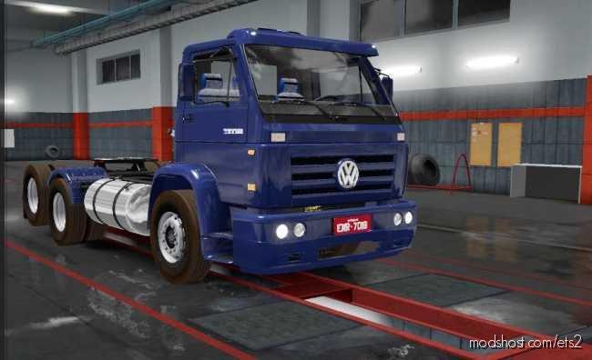 Volkswagen Tractor Titan 18.310 RL [1.36] for Euro Truck Simulator 2
