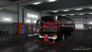 Kassbohrer Setra 416 GT HD 1.35.X for Euro Truck Simulator 2