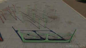 Concrete And Metal Fences Pack for Farming Simulator 19
