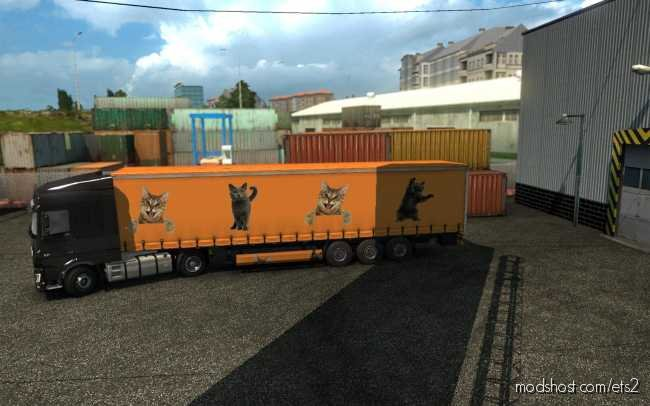 Skin Feed for Euro Truck Simulator 2