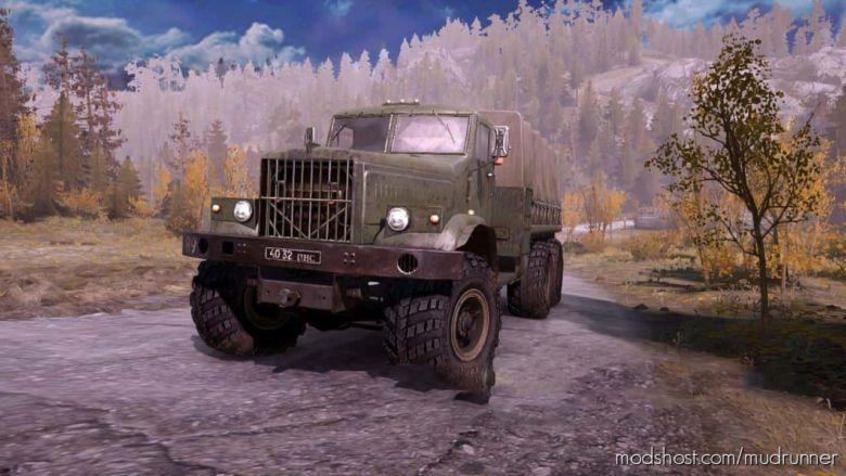 VI-3 Wheels 04.04.20 for MudRunner