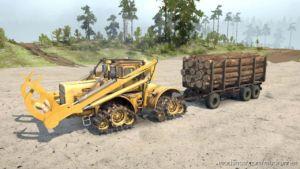 K700 Tracked Tractor for MudRunner