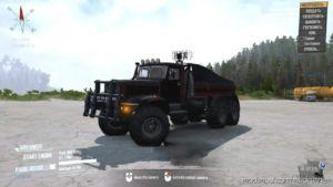 Kraz 255F Truck V04.04.20 for MudRunner