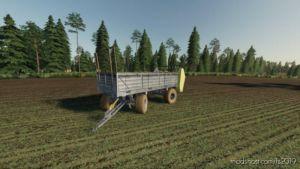 Polski Rozrzutnik 2-Osiowy for Farming Simulator 19