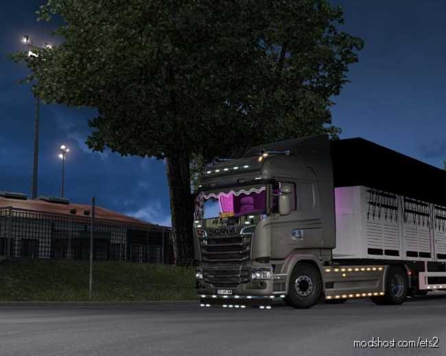 Scania R560 Turk ISI [1.36] for Euro Truck Simulator 2