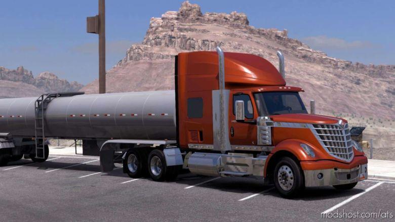 International Lonestar Reworked [1.37] for American Truck Simulator