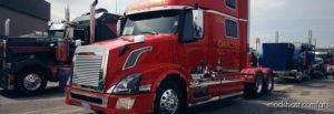 Volvo VNL SCS Cabrera Tuning Extra Mods [1.36.X] for American Truck Simulator