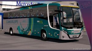 Mercedes-Benz NEW Visstabuss 360 6X2/4X2 [1.36.X] for Euro Truck Simulator 2