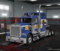GTM Kenworth W900B -Fixed- [1.36.X] for Euro Truck Simulator 2