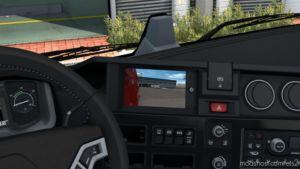 GPS Drive Back Camera [1.36.X] for Euro Truck Simulator 2